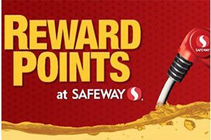 Safeway Rewards on Chevron Gas