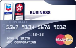 business card - Fleet Gas Cards